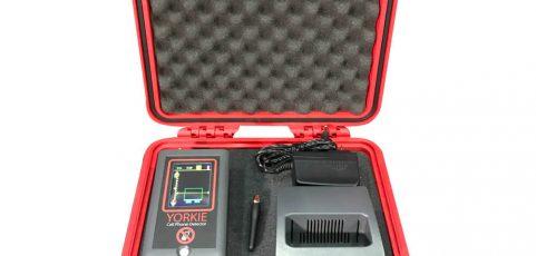 Yorkie Mobiltelefon Detektor.